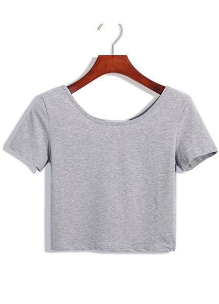 Betty Crop Tee | Outfit Made