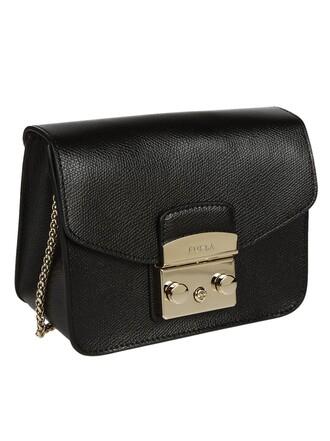 mini bag shoulder bag black