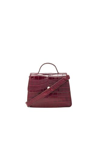 satchel mini bag satchel bag red