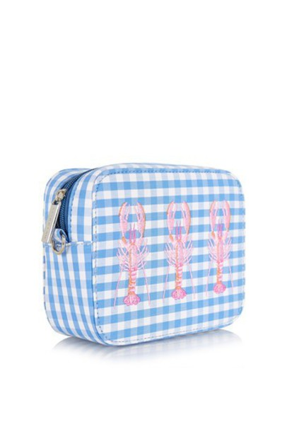 Topshop cross bag gingham