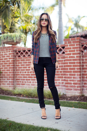 song of style,jeans,tank top,jacket,t-shirt,shoes,jewels,date outfit