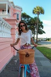 gracefullee made,blogger,top,shorts,shoes,jacket,bag,sunglasses,jewels,make-up,t-shirt