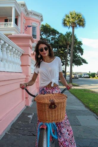 gracefullee made blogger top shorts shoes jacket bag sunglasses jewels make-up t-shirt