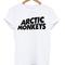 Arctic monkey unisex t-shirt - stylecotton