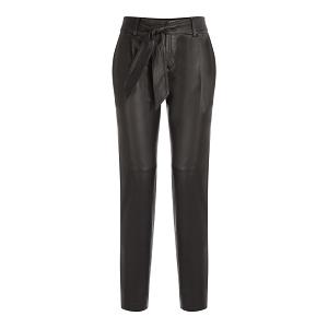 Jeans en cuir. | Jeans et pantalons | Comptoir des Cotonniers