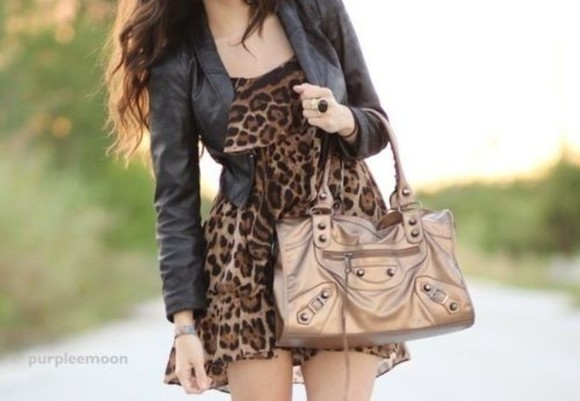 dress cheetah print