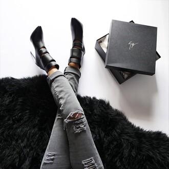 jeans acquaverde denim distressed denim designer designer denim designer jeans ripped denim fall colors fit skinny jeans ankle jeans skinny ankle jeans grey