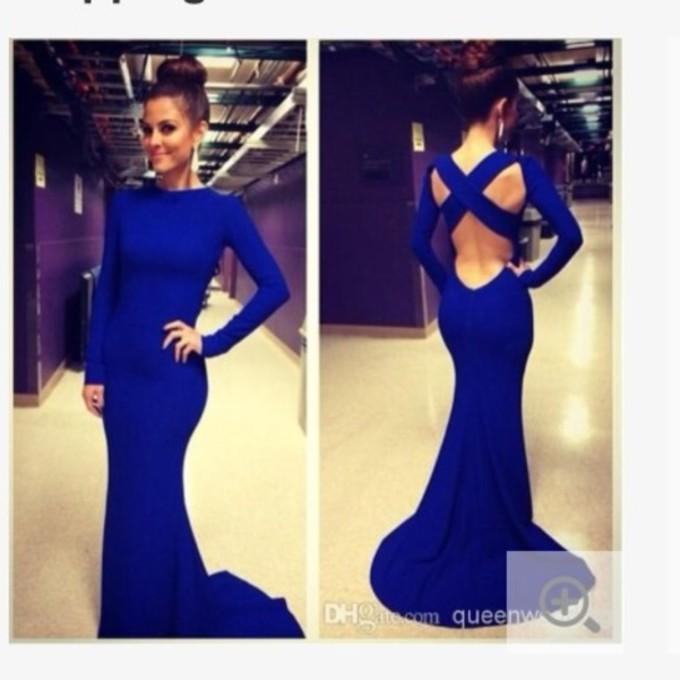 Blue prom dresses on tumblr - Dress on sale