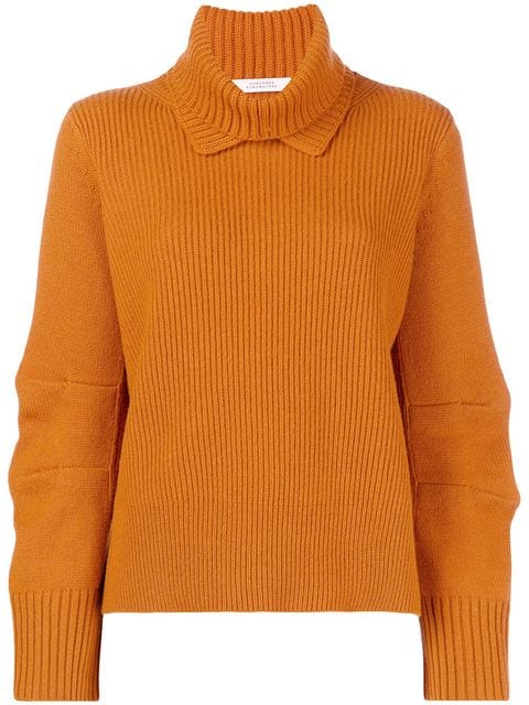 Dorothee Schumacher Ribbed Roll Neck Sweater - Farfetch