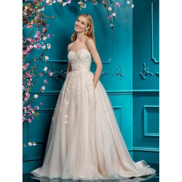 dress customized wedding dress