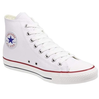 shoes converse hightops white.