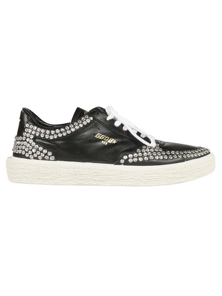Golden goose sneakers white pink shoes