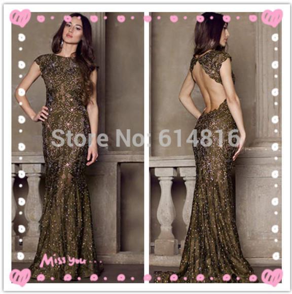 prom dress long prom dress jovani prom dress open back prom dress lace prom dress Jovani