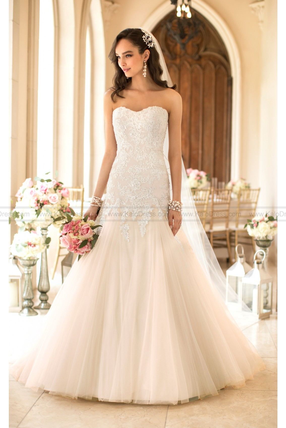 Stella York Style 5885 - Formal Wedding Dresses