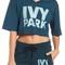 Ivy park® logo crop tee | nordstrom