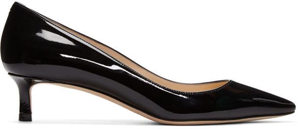 Jimmy Choo heels black shoes