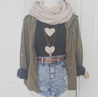 jacket green jacket military style coat green trench army green sweater green coat heart