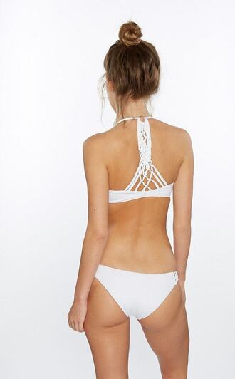 swimwear best seller bikini bottoms bikini delivery bikini top cheeky crochet frankies bikini macramé underwire white