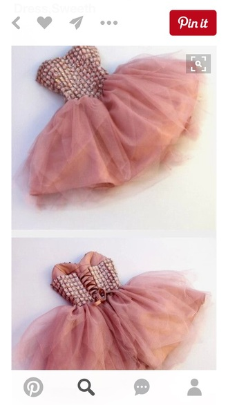 dress pink pinterest prom fast corset