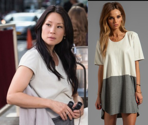 tv show dress elementary lucy liu joan watson