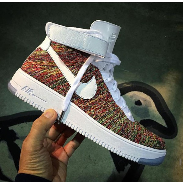 20a992b314bc The Nike Air Force 1 Ultra Flyknit Men s Shoe.