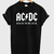 AC DC Back in Black T-shirt