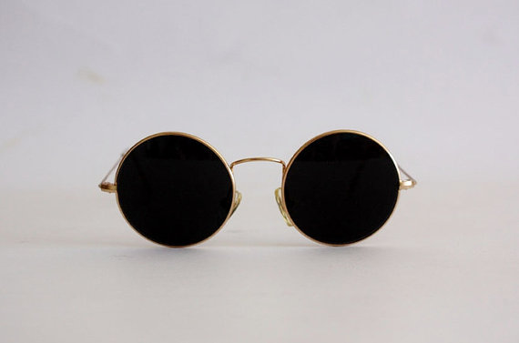 Vintage Sunglasses Planet mod. 21004 John Lennon by GlassesVintage