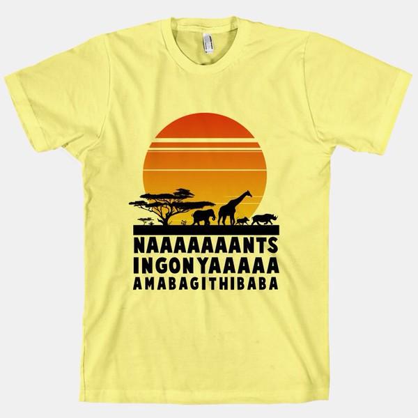 circle of life lionking lion king t-shirt hakuna matata yellow all colors