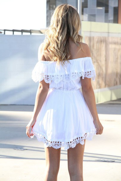 dress dress summer boho bohemian vintage hipster cute girly hair quote on it vogue chanel harajuku style white black lovely streetwear beach