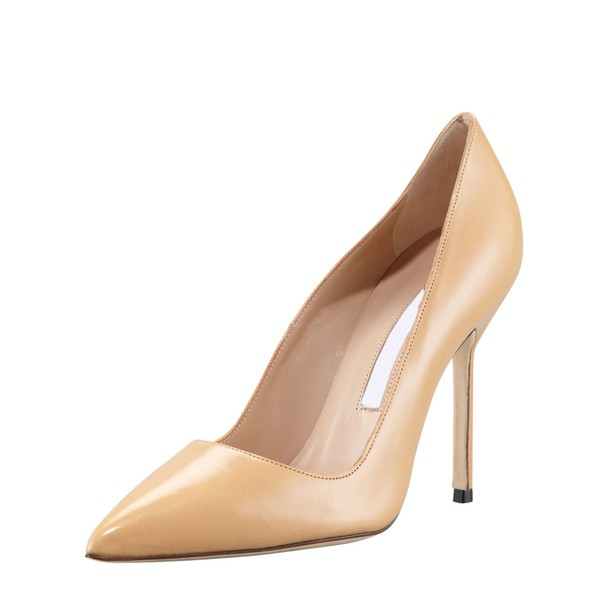 cheap manolo blahnik bb pointed-toe pump