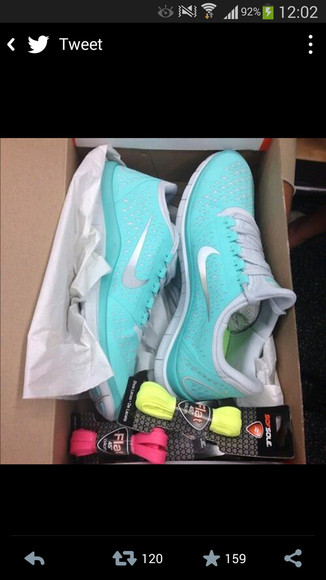 baby blue shoes nike nike running shoes nike, roshe run, black, baby blue,tribal nike roshe run turquoise white