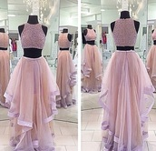 dress,pibk,crop tops,prom,jewels,prom dress,party dress