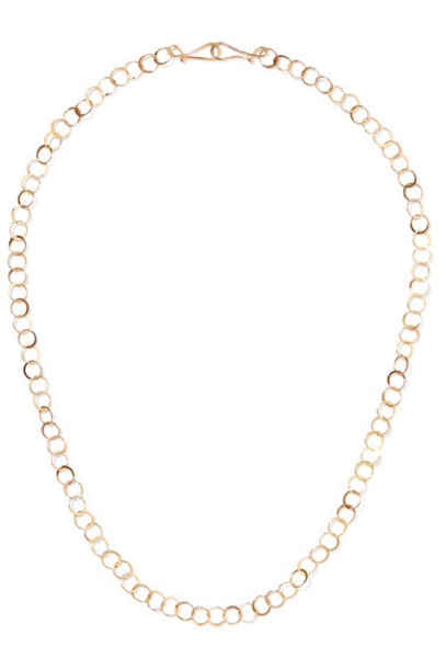 Melissa Joy Manning necklace gold necklace gold jewels