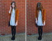 coat,blazer,red,terra cotta,orange,burgundy,fall outfits,fall colors,everyday,sexy,fit and flare dress,formal,back to school,summer,dress,women,blonde hair,outfit,lovely,party,jacket,sweater,cardigan,outerwear,brunette,wine,red orange,stylish,pretty,beautiful,sunset color,nice
