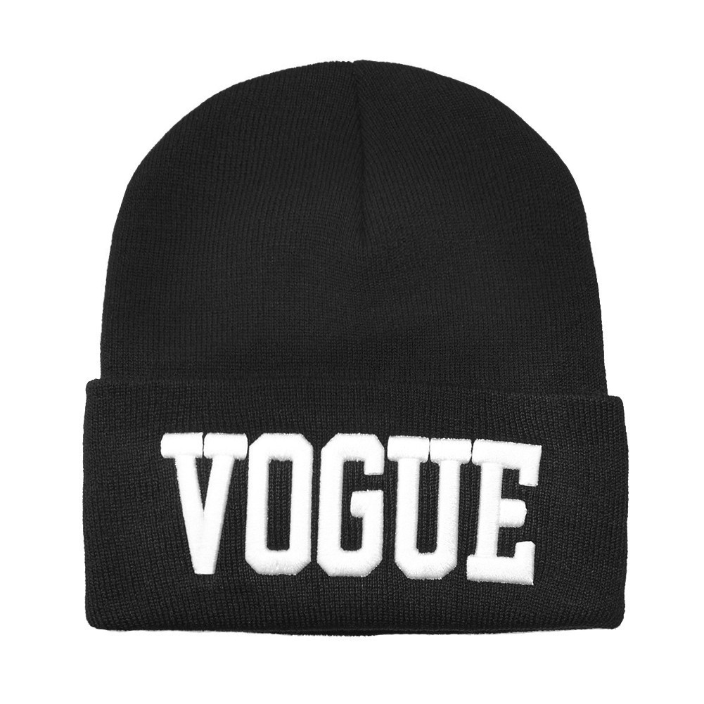 VOGUE BEANIE / back order – HolyPink