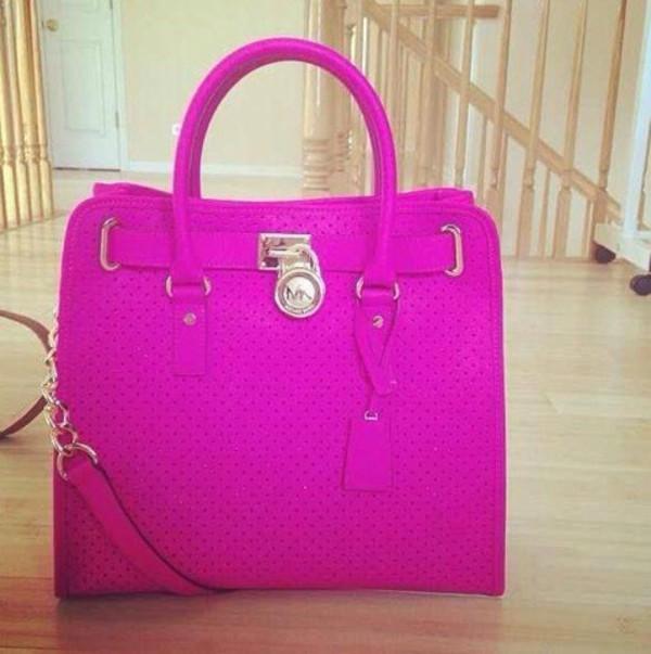 bag pink mk
