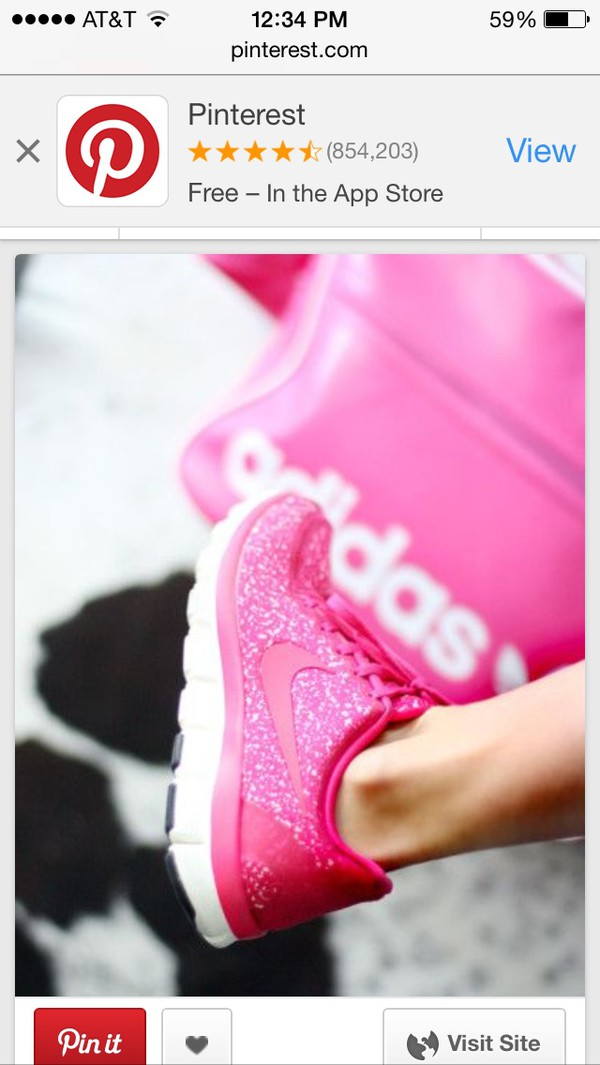 shoes glitter running shoes