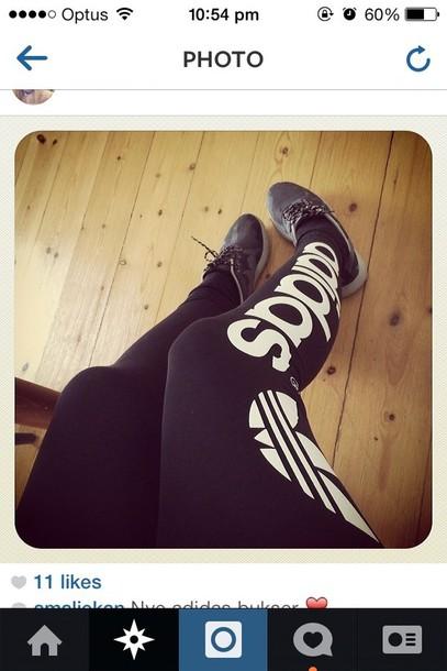 Workout Pants Pants Adidas Workout Leggings