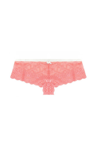 lace rose underwear