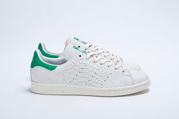 shoes basket addidas stan smith white green sport enjoy hypster bling