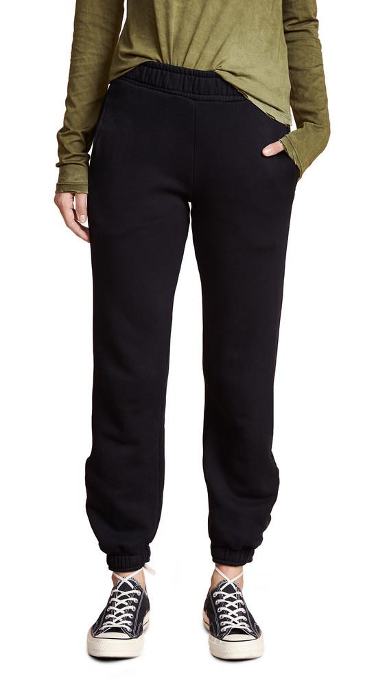 Cotton Citizen Brooklyn Sweatpants in black