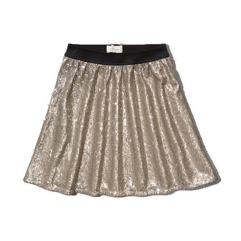 Jessica sequin skirt