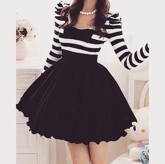 dress white dress black dress beauty fashion shopping cute dress girly wishlist fashion bow dress