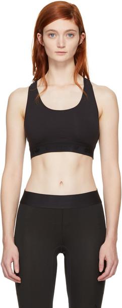 Adidas Originals bra sports bra black underwear