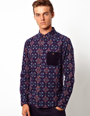 Bellfield | Bellfield All Over Print Shirt at ASOS