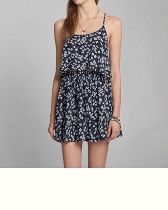 skirt floral floral skirt daisy skirt dandilion navy black pink cute skirt daisy