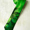 Frankenstein on mens tie. green gothic necktie inspired by boris karloff movie. gift for fan classic horror, steampunk, mary shelleys book.