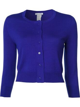 cardigan women silk purple pink sweater