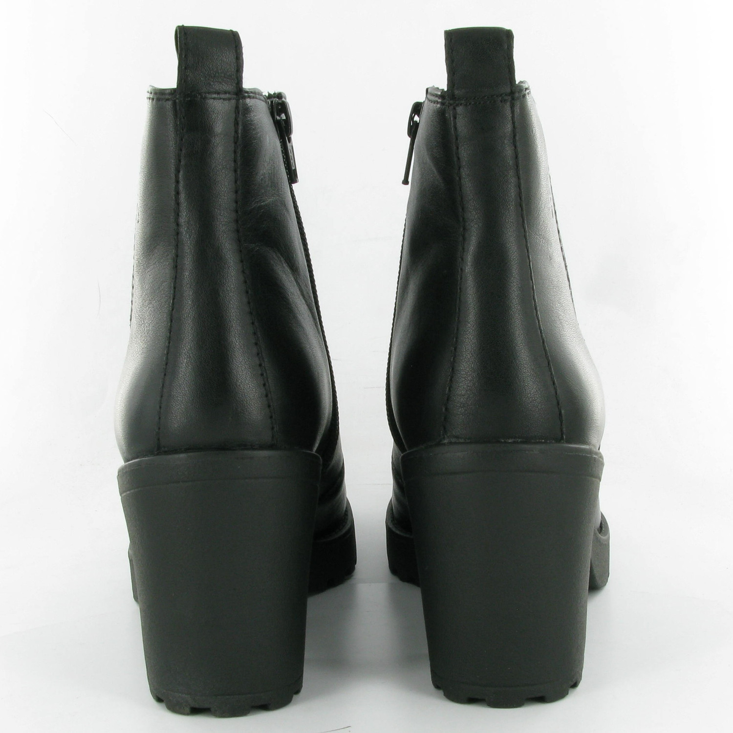 Vagabond 36280 Heeled Chelsea Boots in Black