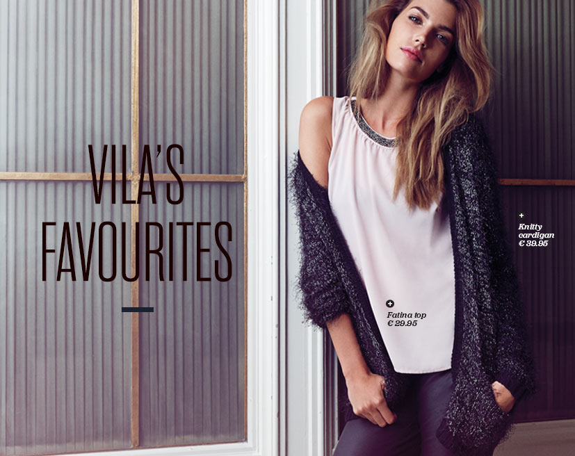 VILA Clothes® Official Website and Online shop